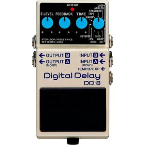 Boss USED - Boss DD-8 Digital - Delay Pedal - CONSIGNMENT