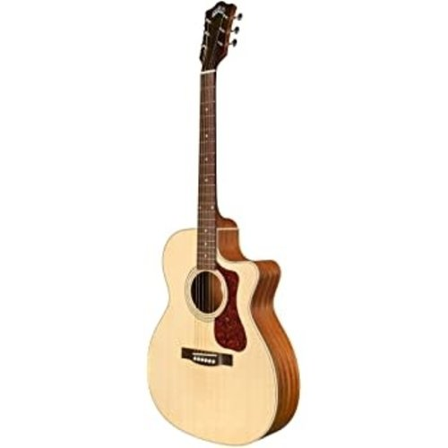 Guild Guitars Guild - OM-240CE - Natural - Orchestra - Acoustic-Electric Guitar
