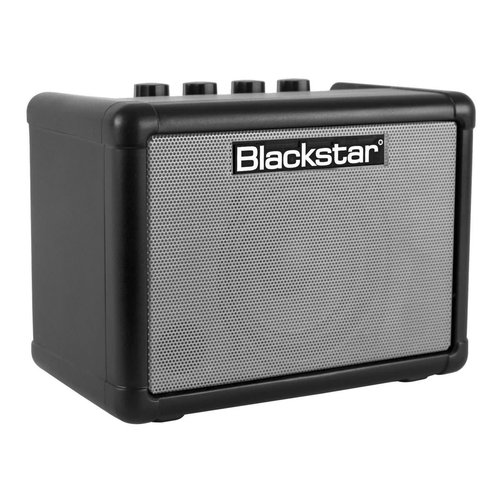 "Blackstar Blackstar - Fly 3 - 3-watt 1x3"" -  Combo Amp Bass - Portable - Black"