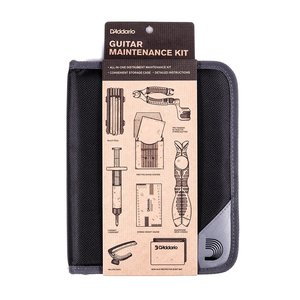 D'Addario D'addario - Guitar Maintenance Kit