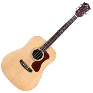 Guild Guitars Guild - D-260E Deluxe - Natural - Dreadnought - Acoustic-Electric Guitar