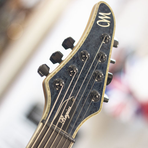 USED - Mayones Guitars & Basses - Regius 7 - CONSIGNMENT