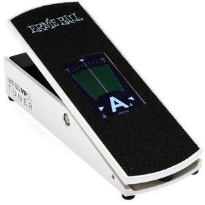 Ernie Ball Ernie Ball - VPJR Tuner / Volume Pedal - White