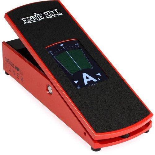 Ernie Ball Ernie Ball - VPJR Tuner / Volume Pedal - Red