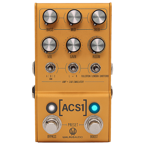 Walrus Audio Walrus Audio - MAKO Series - ACS1 - Amp + Cab Simulator