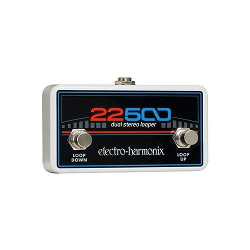 Electro Harmonix Electro Harmonix - 22500 Dual Stereo looper - Foot Controller