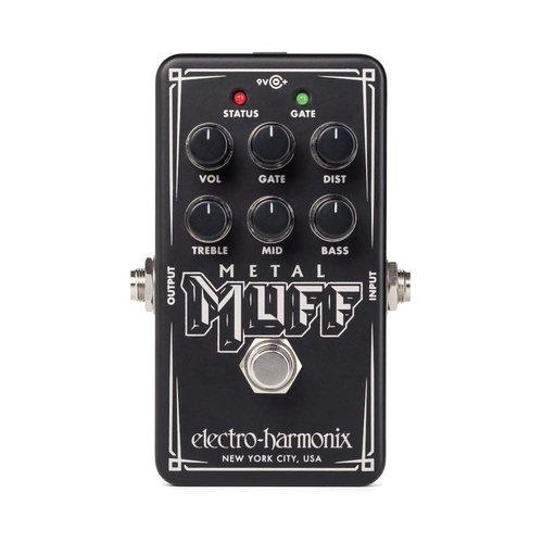 Electro Harmonix Electro Harmonix - Nano Metal Muff - Distortion Pedal