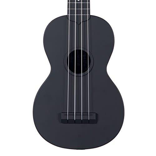 Kala Music Kala - Learn To Play - Color Chord - Soprano Acoustic Ukulele Pack - Black