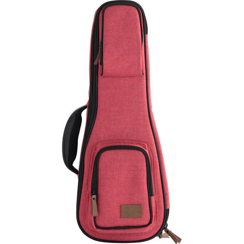 Kala Music Kala - Deluxe Concert - Cloth Gig Bag / Case - Red
