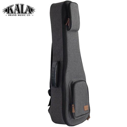 Kala Music Kala - Deluxe Soprano - Cloth Gig Bag / Case - Charcoal