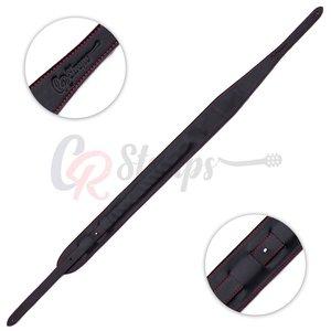 CR Straps CR Straps - M1BKRD - Model 1  Strap -  Made in Costa Rica -  Black / Red