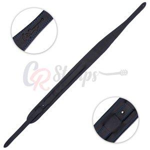 CR Straps CR Straps - M1BKBL - Model 1  Strap -  Made in Costa Rica -  Black / Bue