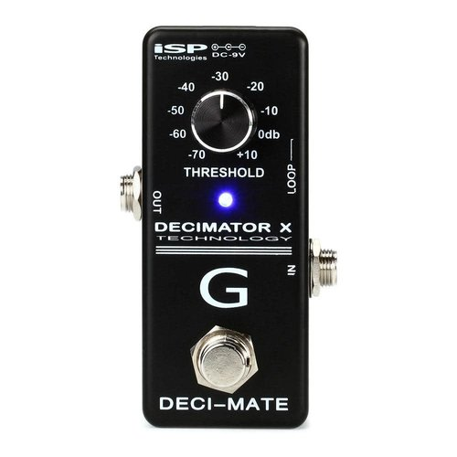 "ISP ISP - Decimator ""G"" Micro - Noise Reduction Pedal"