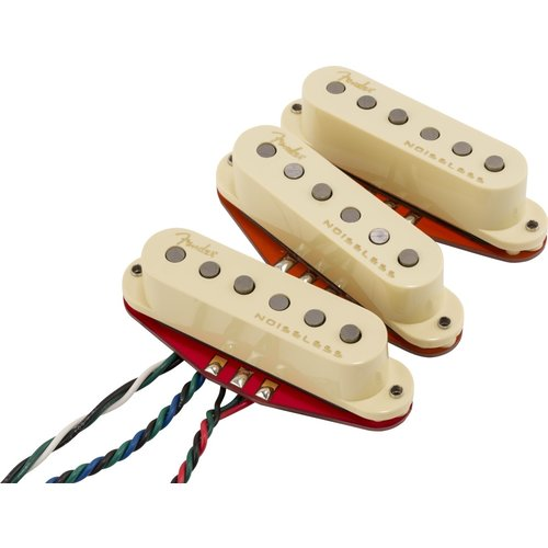 Fender Fender -  Stratocaster Pickups - Ultra Noiseless - Strat Hot Set