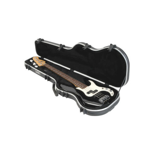 Fender USED - Hardhshell  Fit Case for Fender Squier - Jazz Bass 5 strings *Solo el estuche - Black - CONSIGNMENT