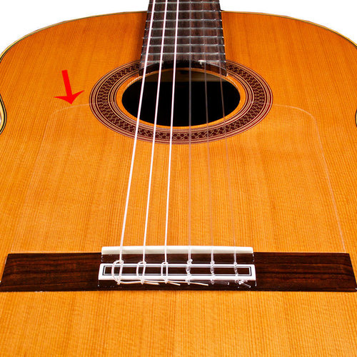 Cordoba Guitars Cordoba - Tap Plate / Pickguard - for Flamenco
