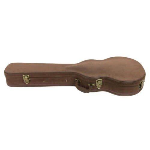 Eastman Strings Eastman - Hardshell Case - For  Electric Guitas - Les Paul body type Models - Brown