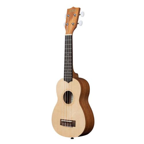 Kala Music Kala - Spruce Top - Soprano Acoustic Ukulele