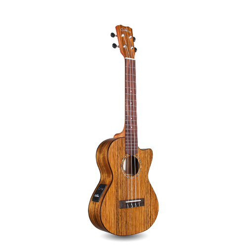 Cordoba Guitars Cordoba - 23T-CE - Ovangkol -  Tenor Electro Acoustic Ukulele - Natural