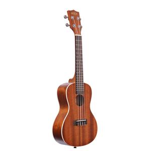Kala Music Kala -  Satin Mahogany - Concert - Acoustic Ukulele