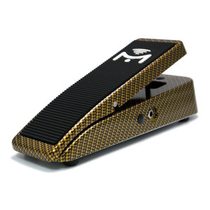 Mission Engineering Mission Engineering - EP-25-PRO Aero- Expression Pedal with 25K Pot and Dual Outputs - Standard - Gold