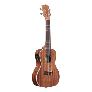 Kala Music Kala - Gloss Mahogany - Concert  - Electro Acoustic Ukulele