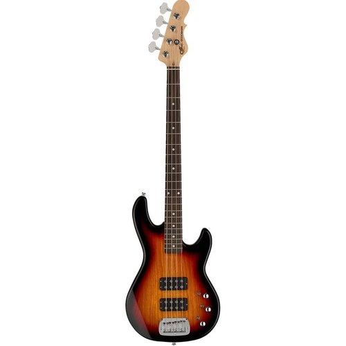 G&L G&L - Tribute - L2000 - Rosewood Neck - 3 Tone Sunburst