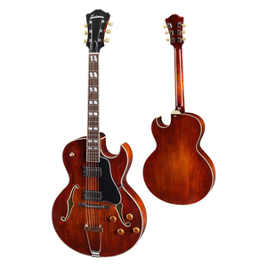 Eastman Strings Eastman - AR372CE - Double Pickup w/ Hardshell Case - Classic