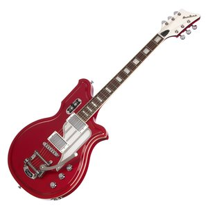 Eastwood Airline - Map Deluxe - with Bigsby Red