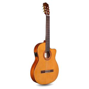Cordoba Guitars Cordoba - C5-CET - Electro Acoustic Nylon String - Thinline Classical Guitar- Cedar Top