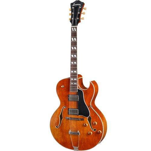 Eastman Strings Eastman - T49D/v - Double Pickup - Ambar Vintage Finish  w/ Hardshell Case