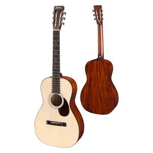Eastman Strings Eastman - E10P - Acoustic Guitar - Mahogany Parlor - Natural