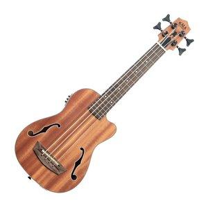 Kala Music Kala - U-Bass - Journeyman - Acoustic Electric  with F-Holes with bag