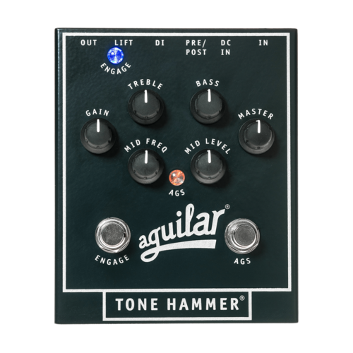 Aguilar Aguilar - Tone Hammer - Preamp / Direct Box Pedal