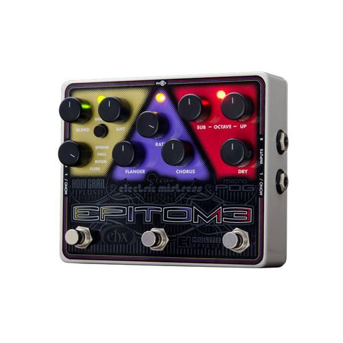 Electro Harmonix Electro Harmonix - Epitome - POG - Electric Mistress - Holy Grail