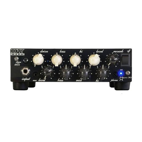 DV Mark DV Mark - Micro 50 M - Guitar Head