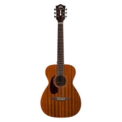 Guild Guitars Guild - M-120L- Left Handed - Acoustic Guitar - w/ Guild Premium Gig Bag - Natural