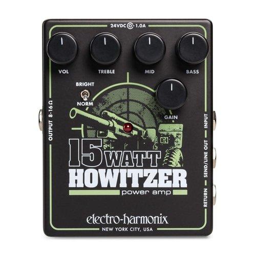 Electro Harmonix Electro Harmonix - 15Watt Howitzer - Guitar Amp / Preamp - Power Amp