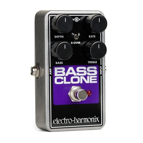 Electro Harmonix Electro Harmonix - Bass Clone - Chorus Pedal