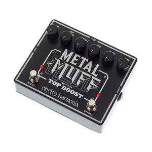 Electro Harmonix Electro Harmonix - Metal Muff with Top Boost