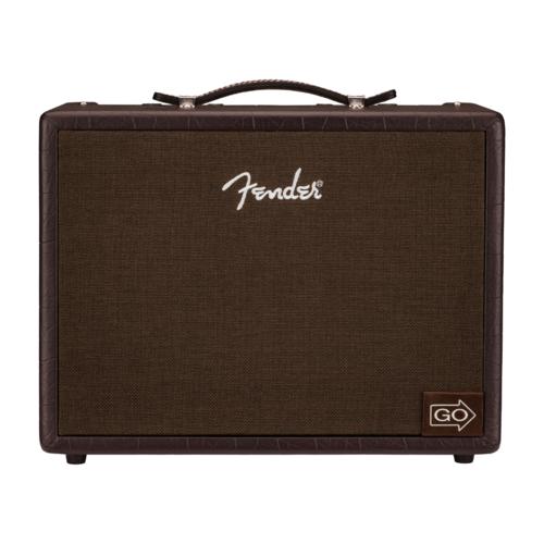 Fender Fender - Acoustic Junior GO - Rechargeable Acoustic Amplifier - 100W - Dark Brown