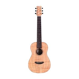 Cordoba Guitars Cordoba - Mini II FMH - Acoustic Guitar (E Standard Tuning) - Flamed Mahogany