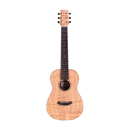 Cordoba Guitars Cordoba - Mini II - Acoustic Guitar (E Standard Tuning) - Flamed Mahogany