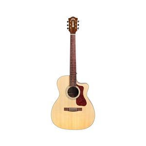 Guild Guitars Guild - OM-140CE- w/ Polyfoam Case - Natural