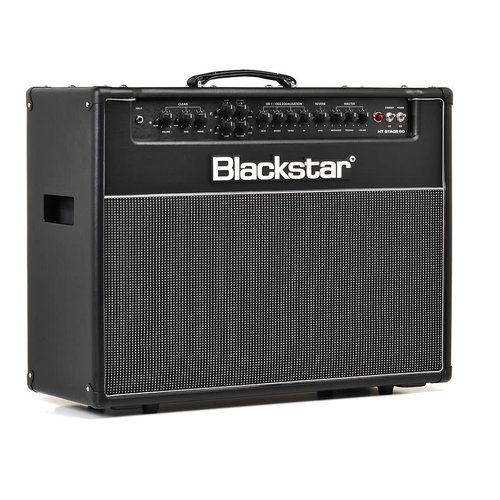 Vox USED - Blackstar -  HT60 Stage - 60 watts Tube Guitar Amp - Combo - w/ Footswitch -  CONSIGNMENT