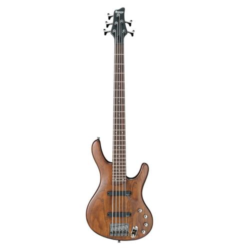 Ibanez USED - Ibanez - Ergodyne EDB555 - 5 String Bass - w/Hardshell Case  - Natural Satin - CONSIGNMENT