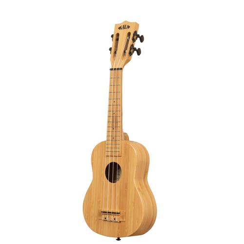 Kala Music Kala - All Solid Bamboo - Soprano  Acoustic Ukulele