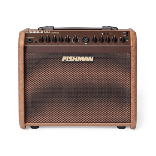 Fishman Transducers Fishman-  Loudbox Mini Charge - 60W - Battery Powered - Acoustic Amplifier