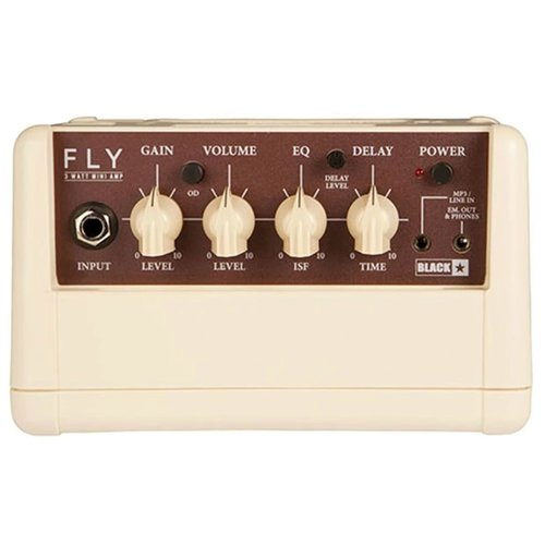 """Blackstar Blackstar - Fly 3 - 3-watt 1x3"""" - Combo Amp - Portable - Vintage Cream"""