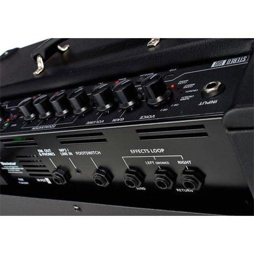"Blackstar Blackstar - ID Core STEREO - 100 watts - 2x10"" - Super Wide Stereo 2x75W - Combo Amp - Black"